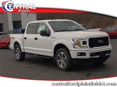 New 2020 Ford F-150 XL 4D Supercrew Truck 1FTEW1EP7LFA66563 for Sale in Plainfield, CT at Central Auto Group