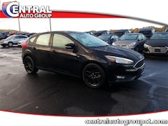 Used 2016 Ford Focus SE Hatchback U6668 for Sale in Plainfield, CT at Central Auto Group