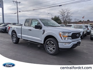 2021 Ford F-150 XL Super Cab Truck for Sale in Plainfield, CT at Central Auto Group