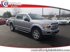 New 2020 Ford F-150 XLT 4D Supercrew Truck 1FTEW1E45LFB11702 for Sale in Plainfield, CT at Central Auto Group