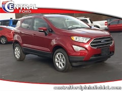 New 2020 Ford EcoSport SE SUV MAJ6S3GL8LC316289 for Sale in Plainfield, CT at Central Auto Group