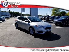2018 Ford Focus SE Hatchback for Sale in Plainfield, CT at Central Auto Group