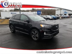 2019 Ford Edge ST SUV for Sale in Plainfield, CT at Central Auto Group