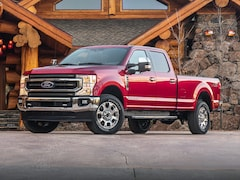 2021 Ford F-350 4D Crew Cab Truck for Sale in Plainfield, CT at Central Auto Group