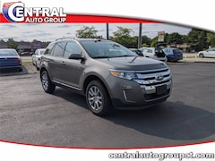 2014 Ford Edge SEL SUV for Sale in Plainfield, CT at Central Auto Group