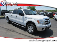 Used 2014 Ford F-150 Truck U6639A for Sale in Plainfield, CT at Central Auto Group