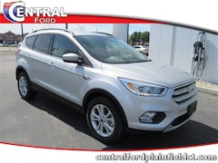 New 2019 Ford Escape SEL SUV 1FMCU9HD3KUB17933 for Sale in Plainfield, CT at Central Auto Group