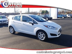 Used 2016 Ford Fiesta SE Hatchback U6676 for Sale in Plainfield, CT at Central Auto Group