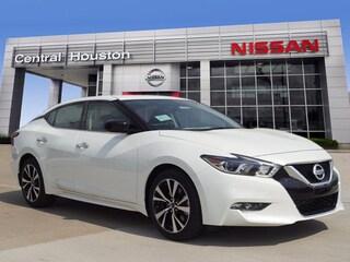2018 Nissan Maxima S Sedan