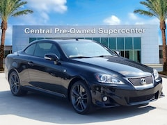 2014 LEXUS IS 350C Convertible
