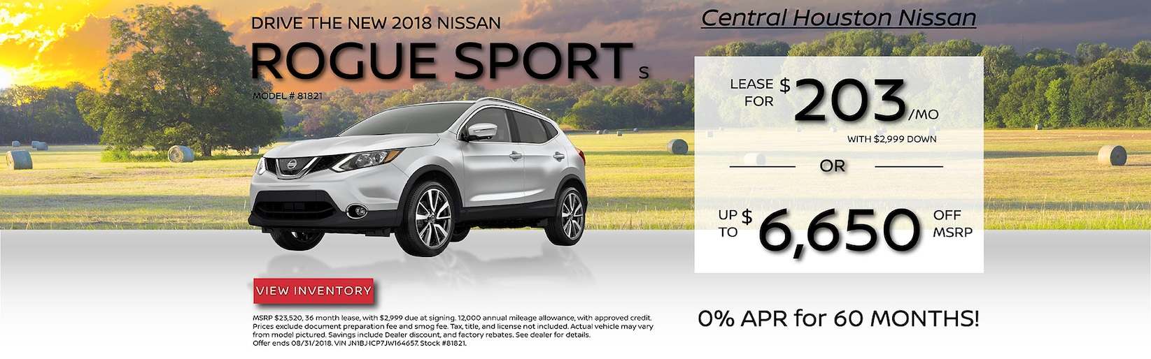 Central Houston Nissan | Nissan Dealership in Houston, TX