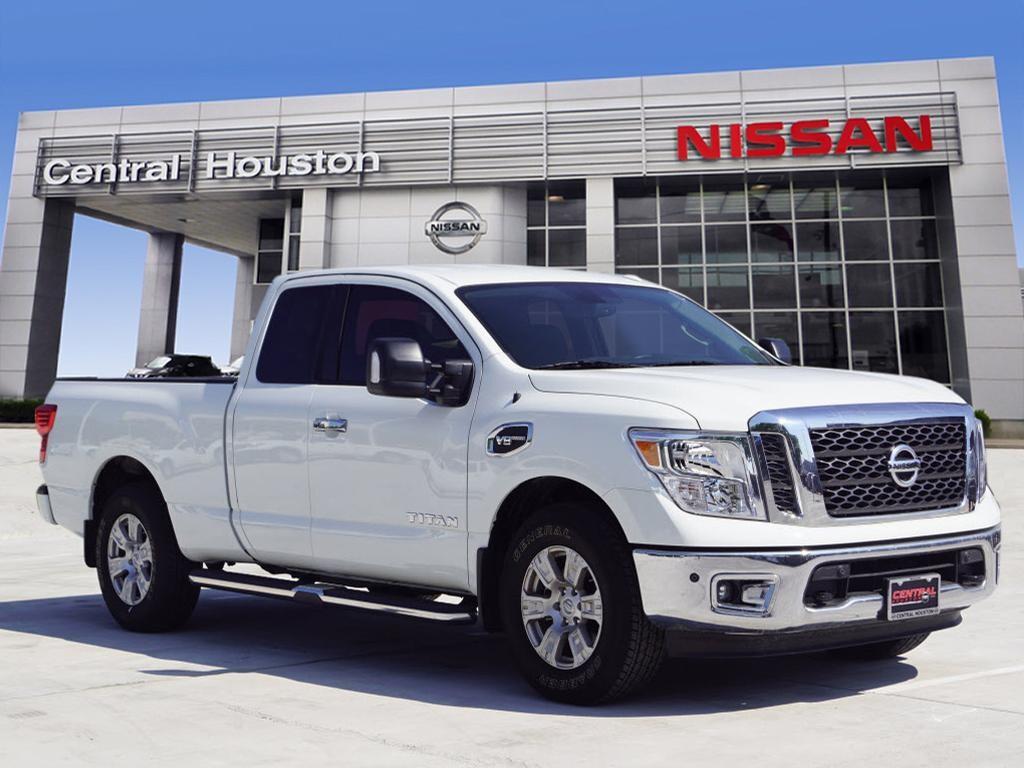 2017 Nissan Titan SV Truck King Cab