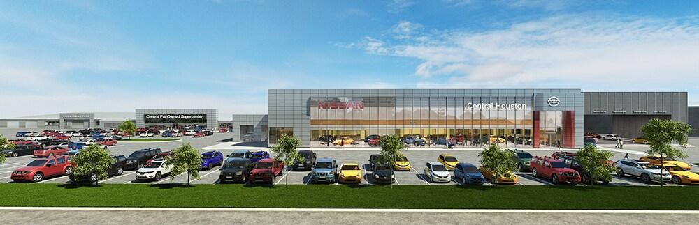 Houston Nissan Dealerships >> Central Houston Nissan New Nissan Dealership In Houston Tx 77054