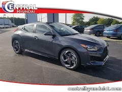 New 2020 Hyundai Veloster Turbo Hatchback KMHTH6AB1LU024101 for Sale in Plainfield, CT at Central Auto Group