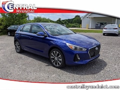2020 Hyundai Elantra GT Base Hatchback for Sale in Plainfield, CT at Central Auto Group