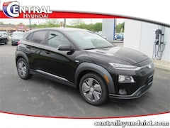 New 2019 Hyundai Kona EV Limited SUV KM8K33AG3KU030274 for Sale in Plainfield, CT at Central Auto Group
