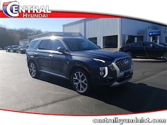 New 2020 Hyundai Palisade SEL SUV KM8R3DHEXLU099957 for Sale in Plainfield, CT at Central Auto Group