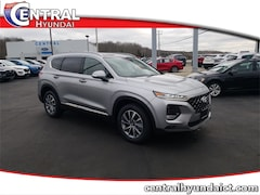 New 2020 Hyundai Santa Fe Limited 2.4 SUV 5NMS5CAD1LH225092 for Sale in Plainfield, CT at Central Auto Group