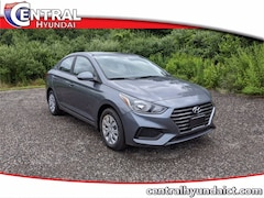 New 2020 Hyundai Accent SE Sedan 3KPC24A64LE122714 for Sale in Plainfield, CT at Central Auto Group