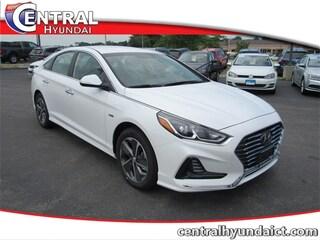 2019 Hyundai Sonata Plug-In Hybrid Base Sedan for Sale in Plainfield, CT at Central Auto Group