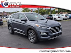 New 2021 Hyundai Tucson Limited SUV KM8J3CAL5MU311424 for Sale in Plainfield, CT at Central Auto Group