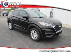 New 2019 Hyundai Tucson SE SUV KM8J2CA44KU071680 for Sale in Plainfield, CT at Central Auto Group