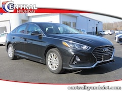 New 2018 Hyundai Sonata SE w/SULEV Sedan 5NPE24AF3JH665151 for Sale in Plainfield, CT at Central Auto Group
