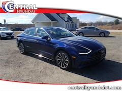 New 2020 Hyundai Sonata Limited Sedan 5NPEH4J24LH036030 for Sale in Plainfield, CT at Central Auto Group