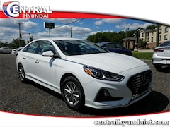 New 2018 Hyundai Sonata SE w/SULEV Sedan 5NPE24AF1JH605630 for Sale in Plainfield, CT at Central Auto Group