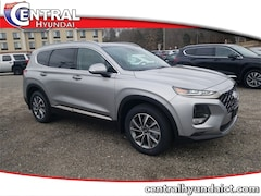 New 2020 Hyundai Santa Fe Limited 2.4 SUV 5NMS5CAD6LH214315 for Sale in Plainfield, CT at Central Auto Group