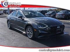 New 2021 Hyundai Sonata SEL Sedan 5NPEL4JA1MH067520 for Sale in Plainfield, CT at Central Auto Group