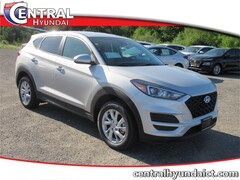 New 2019 Hyundai Tucson SE SUV KM8J2CA45KU008734 for Sale in Plainfield, CT at Central Auto Group