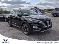 2021 Hyundai Tucson Limited SUV for Sale in Plainfield, CT at Central Auto Group