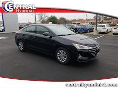 New 2020 Hyundai Elantra SE Sedan KMHD74LF6LU001621 for Sale in Plainfield, CT at Central Auto Group