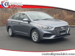 New 2020 Hyundai Accent SE Sedan 3KPC24A61LE113534 for Sale in Plainfield, CT at Central Auto Group