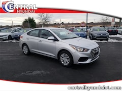 New 2020 Hyundai Accent SE Sedan 3KPC24A61LE106275 for Sale in Plainfield, CT at Central Auto Group