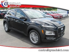 New 2019 Hyundai Kona SEL SUV KM8K2CAA9KU357924 for Sale in Plainfield, CT at Central Auto Group