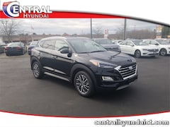 New 2020 Hyundai Tucson Limited SUV KM8J3CAL4LU226475 for Sale in Plainfield, CT at Central Auto Group