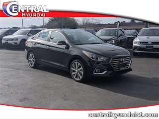 2021 Hyundai Accent Limited Sedan for Sale in Plainfield, CT at Central Auto Group