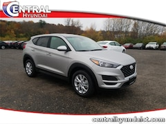New 2020 Hyundai Tucson SE SUV KM8J2CA44LU127859 for Sale in Plainfield, CT at Central Auto Group