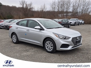 2021 Hyundai Accent SE Sedan for Sale in Plainfield, CT at Central Auto Group