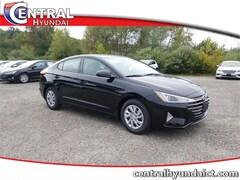 New 2020 Hyundai Elantra SE Sedan KMHD74LF7LU980971 for Sale in Plainfield, CT at Central Auto Group