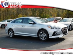 2018 Hyundai Sonata SEL w/SULEV Sedan for Sale in Plainfield, CT at Central Auto Group