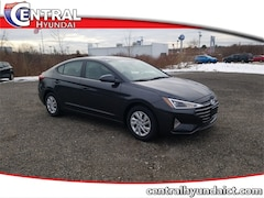 New 2020 Hyundai Elantra SE Sedan 5NPD74LF9LH558330 for Sale in Plainfield, CT at Central Auto Group