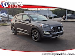 New 2021 Hyundai Tucson Sport SUV KM8J3CAL3MU315648 for Sale in Plainfield, CT at Central Auto Group