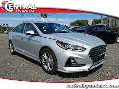 New 2018 Hyundai Sonata SEL w/SULEV Sedan 5NPE34AF4JH604517 for Sale in Plainfield, CT at Central Auto Group