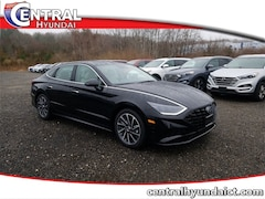 New 2020 Hyundai Sonata Limited Sedan 5NPEH4J20LH046571 for Sale in Plainfield, CT at Central Auto Group