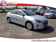 New 2020 Hyundai Elantra SE Sedan 5NPD74LF7LH528355 for Sale in Plainfield, CT at Central Auto Group
