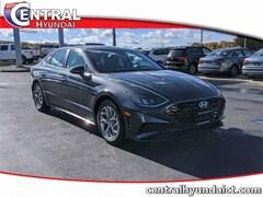 New 2021 Hyundai Sonata SEL Sedan 5NPEL4JA5MH068931 for Sale in Plainfield, CT at Central Auto Group