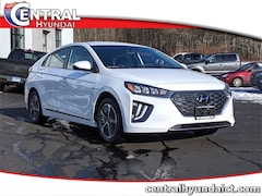 New 2020 Hyundai Ioniq Plug-In Hybrid SEL Hatchback KMHC75LD5LU199883 for Sale in Plainfield, CT at Central Auto Group